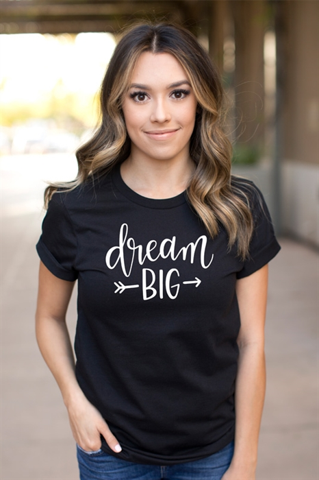 Picture of Dream Big Graphic Tee